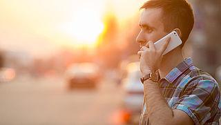 Sms'en en bellen worden populairder