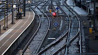 Staking NS en openbaar vervoer in drie grote steden op 28 mei