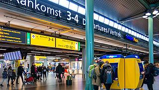 'Inzet snelle treinen maakt uitbreiding vliegverkeer overbodig'