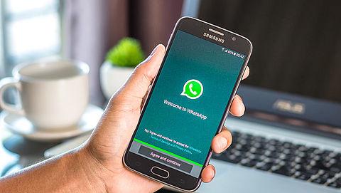 Tekststatus-optie in WhatsApp komt terug