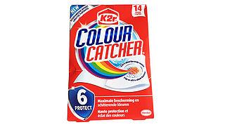 Colour Catcher: toch niet probleemloos je was mengen