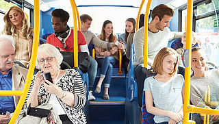 Betalen met contant geld in de bus bijna nergens meer mogelijk