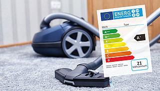 'Europese regels voor energielabels op stofzuigers deugen niet'