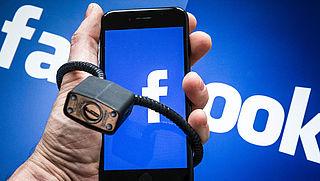Facebook gebruikt zonder toestemming telefoonnummers voor reclame