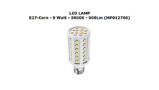 Ledlampen teruggeroepen: gevaar op elektrische schok