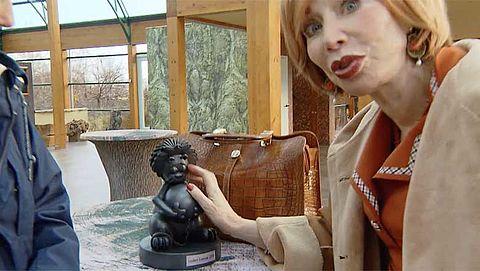 Marijke Helwegen 'wint' Loden Leeuw 2019 met SecuStrip-reclame
