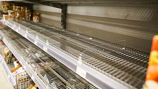 96% wil maatregelen tegen hamsteren bij supermarkt en drogist