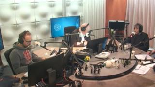 Radio-uitzending 24-02-2018