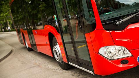 Streekvervoer rijdt minder door regionale staking
