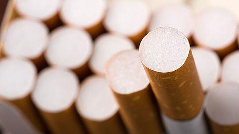 Prijs pakje sigaretten stijgt met 49 cent}