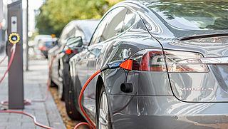Verkoop elektrische auto's fors toegenomen
