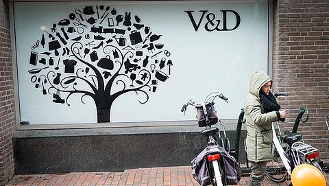 V&D ook niet online verder