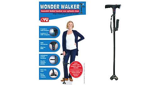 Veiligheidswaarschuwing: wandelstok Kruidvat