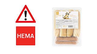 Hema waarschuwt voor hotdogkit