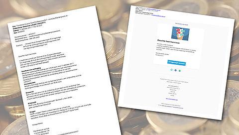 Phishingmail verstuurd uit naam van deurwaarder Flanderijn}