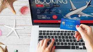 Prijs vliegtickets bijna 40 procent gestegen