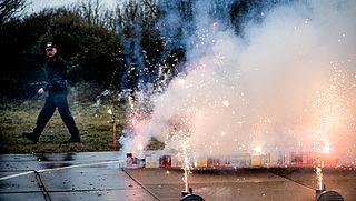 Kwart getest vuurwerk is niet veilig