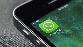 Doek valt voor WhatsApp op iPhone 4s