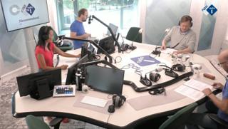 Radio-uitzending 25-08-2018
