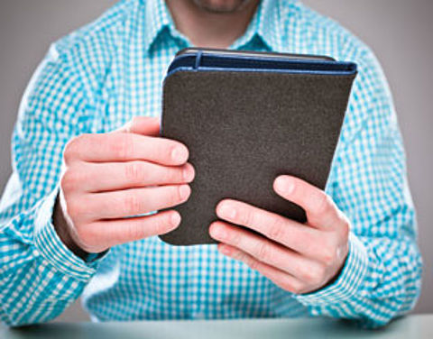 Consumententip: Kapotte e-reader