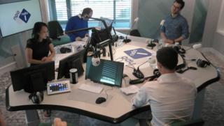 Radio-uitzending 05-05-2018