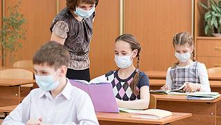 Scholen maken zich zorgen over zicht op coronavirus