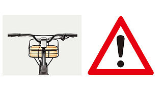 Waarschuwing voor loszittende onderdelen op Cannondale Treadwell-fiets
