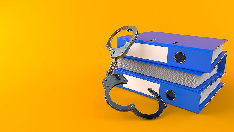 Wat houdt een strafblad precies in?