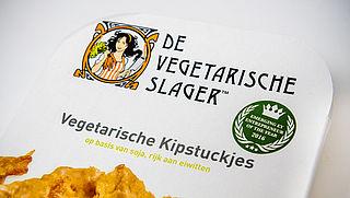 Vegetarische Slager kan productnamen tóch behouden