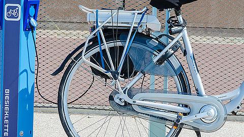 E-bikes helpen fietsverkopers aan meer omzet}