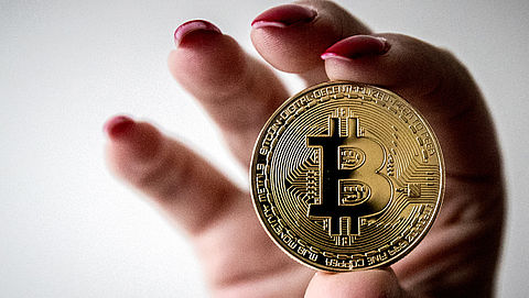 Drukte bij reparateurs harde schijven door hoge bitcoinwaarde}