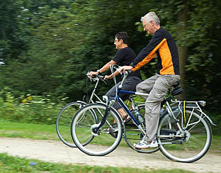 D66: maak ruimte voor bredere fietspaden
