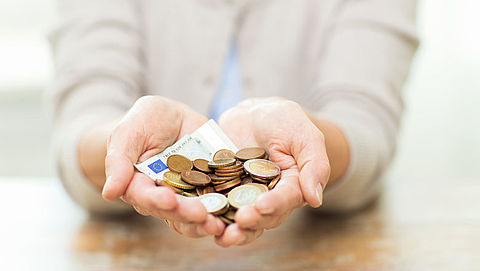 Dekkingsgraad pensioenen omhoog