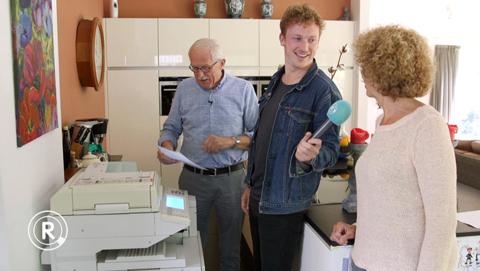 Groteske printer maakt leven zuur van gepensioneerden | Radar checkt}