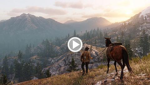 Cowboytje spelen in Red Dead Redemption 2, is dat geschikt voor mijn kind?}