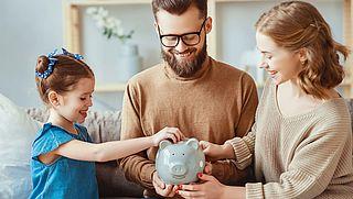 Zo leer je je (klein)kind om te gaan met geld