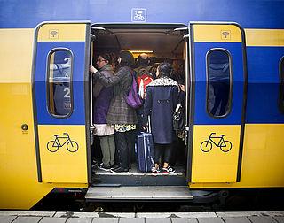 Vaker staan in de trein door tekort aan materieel