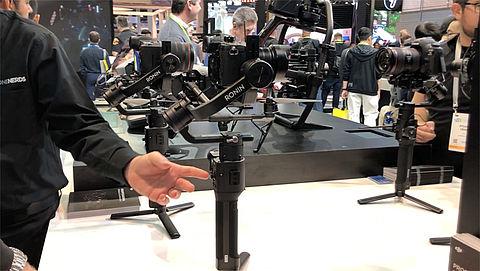 Wat is een gimbal en maak je er betere foto's of video's mee?