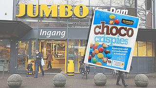 Jumbo roept chocolade crispies terug