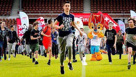 Amsterdam weert kinderreclame voor ongezonde voeding bij sport