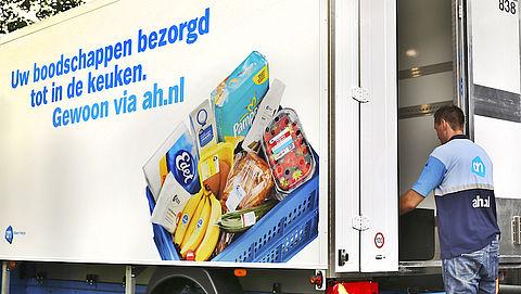 Albert Heijn stopt met bezorgen boodschappen op zondag