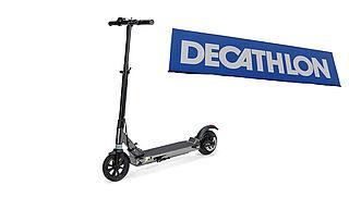 Terugroepactie Decathlon voor elektrische step die doormidden kan breken