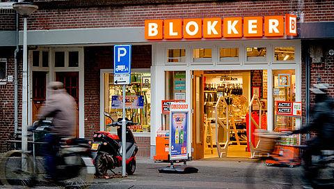 'Blokker nog niet uit de problemen'