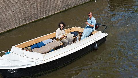 Amsterdam verbiedt tweetaktmotor in grachten