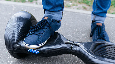 'Brandveiligheid hoverboard vereist onderzoek'