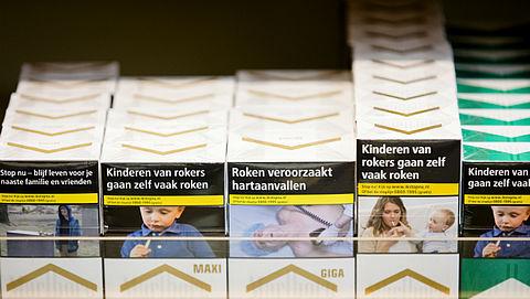 België kiest voor neutrale sigarettenpakjes}