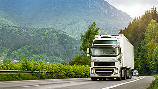 Kilometerheffing voor vrachtwagen ook op regionale wegen