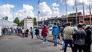 Grapperhaus: 'Misbruik gemaakt van toegangstesten'