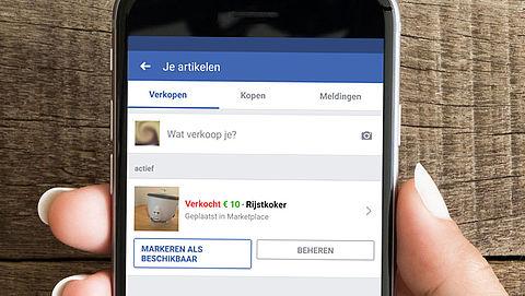Facebook Marketplace: hoe werkt het?