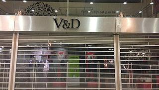 Tijdelijke opening V&D